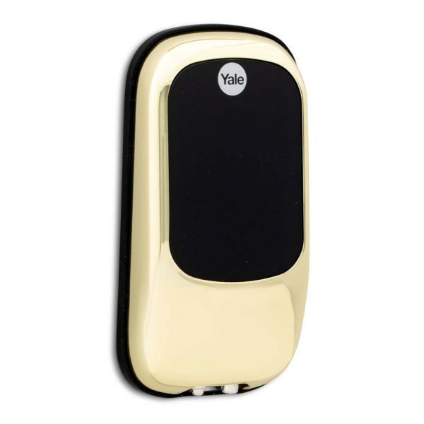 Smart Lock - Polished Brass