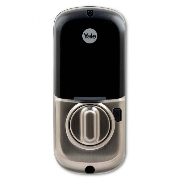 Smart Door Lock - Satin Nickel